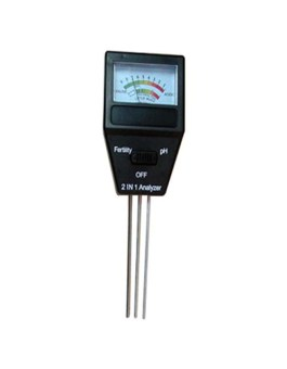 ETP303 2 IN 1 Soil Fertility pH Meter