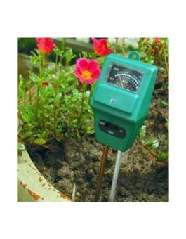 3 IN 1 pH/Moisture/Sunlight Plant Mate ETP306