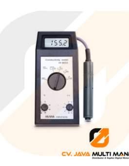 EC Meter HANNA INSTRUMENT HI8033