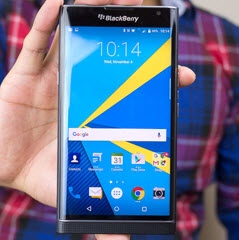 Update Android Marshmallow Pada Blackberry Priv di 2016