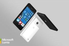 Microsoft Lumnia 550