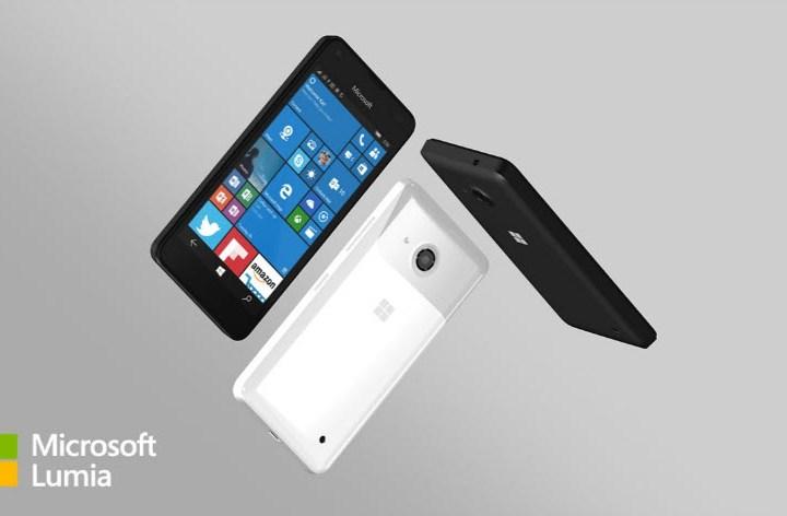 Pre-Order Microsoft Lumnia 550 Sudah Dibuka