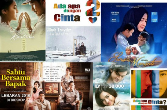 6 Film Indonesia Terbaru, Tertarik Nonton yang Mana