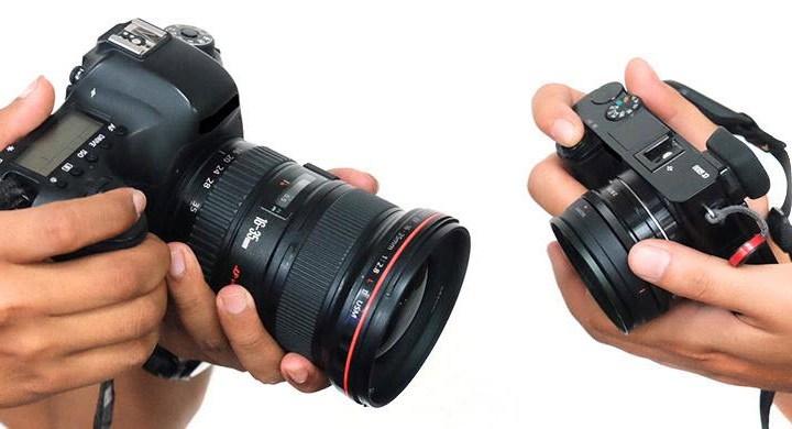 Poin Plus Untuk Kamera Mirrorless Dibandingkan DSLR