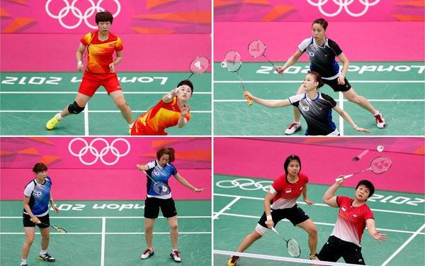 Strategi Pemain Tunggal Dalam Memenangkan Permainan Badminton