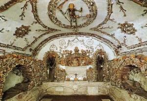 Gereja Santa Maria Della Concezione dei Cappuccini, Italia