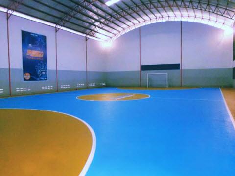 Lapangan Futsal Vinyl