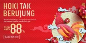 Promo Di Blanja.com Saat Tahun Baru Imlek