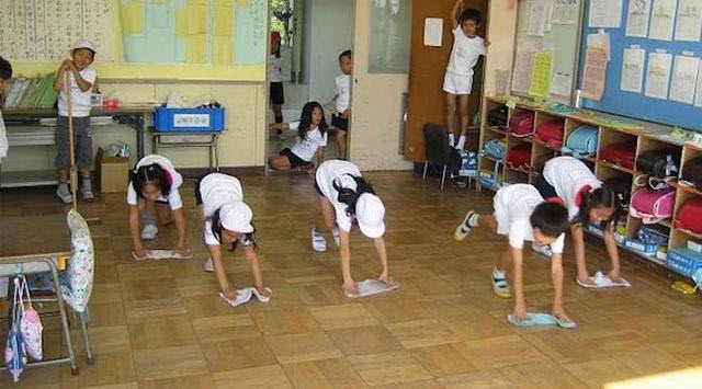 Aturan Sekolah di Jepang