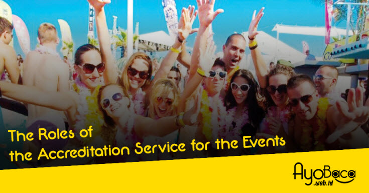 Accreditation Service for the Events