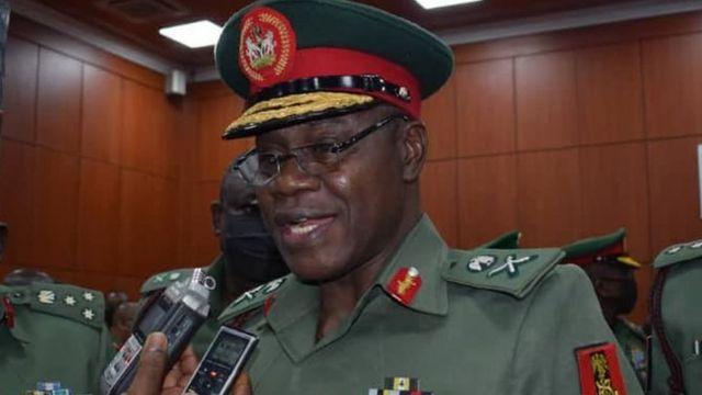 Nigerian Chief of Army Staff, Farouk Yahaya