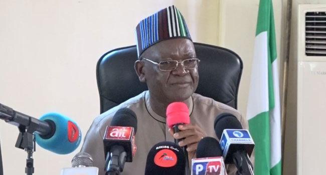 Sycophants Ruling Nigeria - Governor Samuel Ortom Says