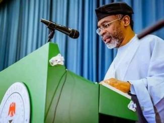 Nigerian Speaker, Femi Gbajabiamila Calls For An End To Arms Proliferation