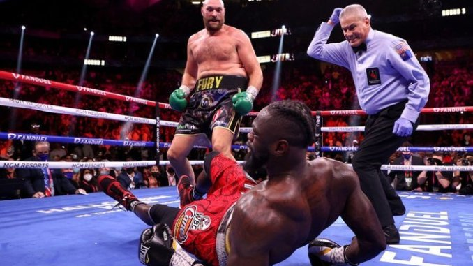 Fury Defeats Wilder In 11th Round Knockout To Retain WBC Title
