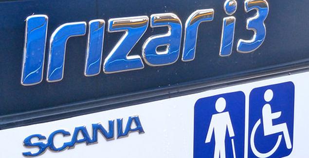 Scania Irizar i3 Citybus