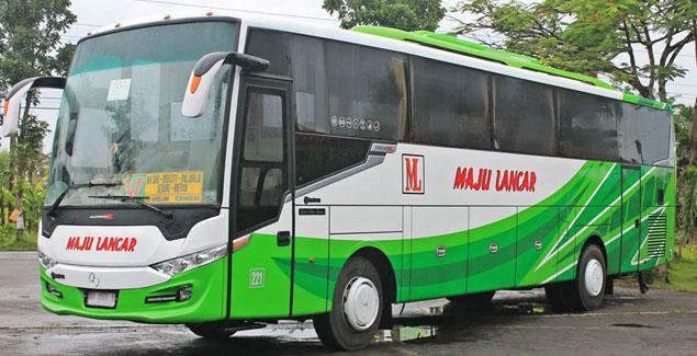 Sejarah PO Maju Lancar | foto: busmajulancar.com