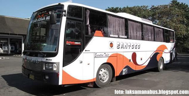 Bus PO Santoso