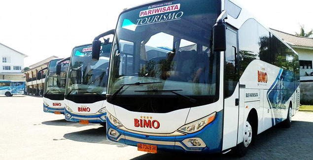 Bus PO Bimo Transport