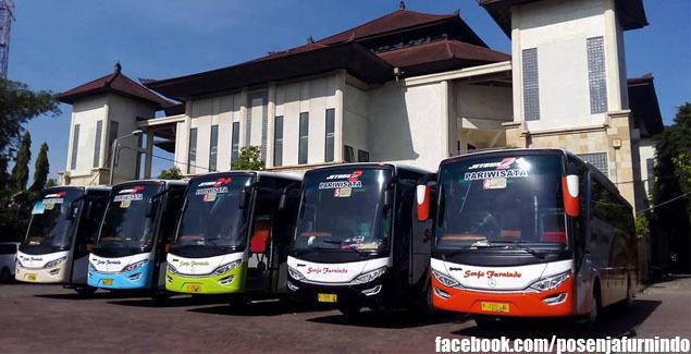 Bus Pariwisata PO Senja Furnindo