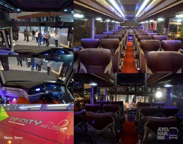 Bus mewah