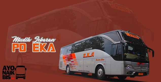 Tiket bus lebaran