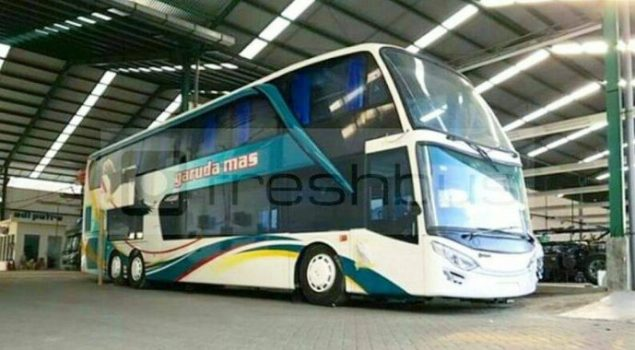 Bus Tingkat Garuda Mas