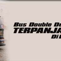 Bus Tingkat Terpanjang