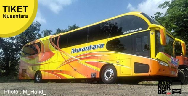 Tiket Bus Nusantara