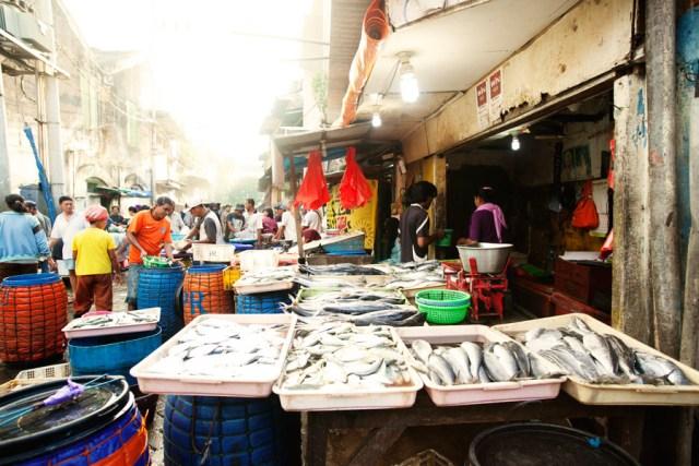 Pasar Pabean