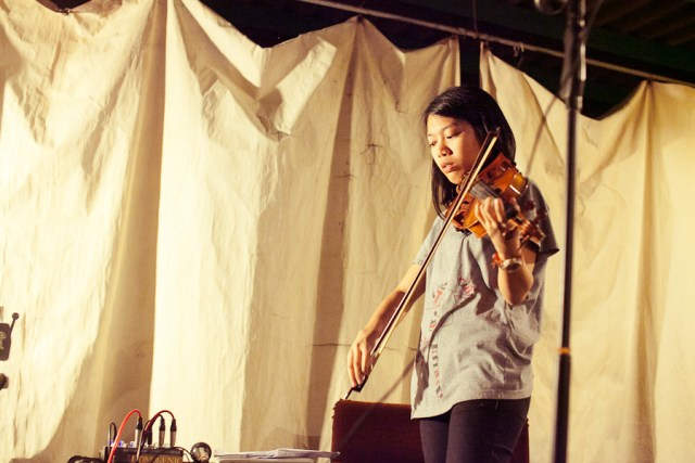 Piknik Akustik - Vidy, violinis