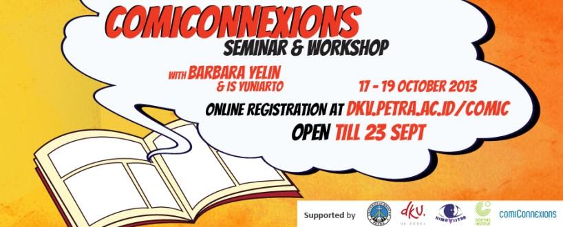 ComiConnexions Surabaya 2013