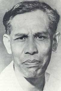 Menteri Kesehatan dr. J. Leimena. Sumber foto: Wikipedia