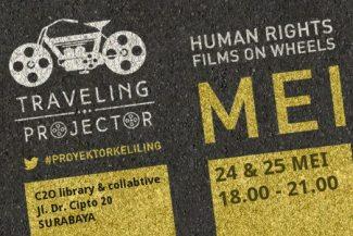 #ProyektorKeliling Human Rights on Wheels