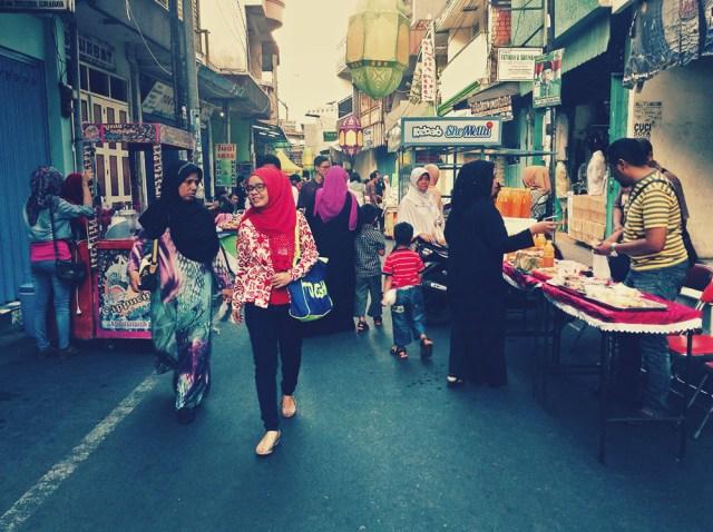 Pasar Kampung Ampel