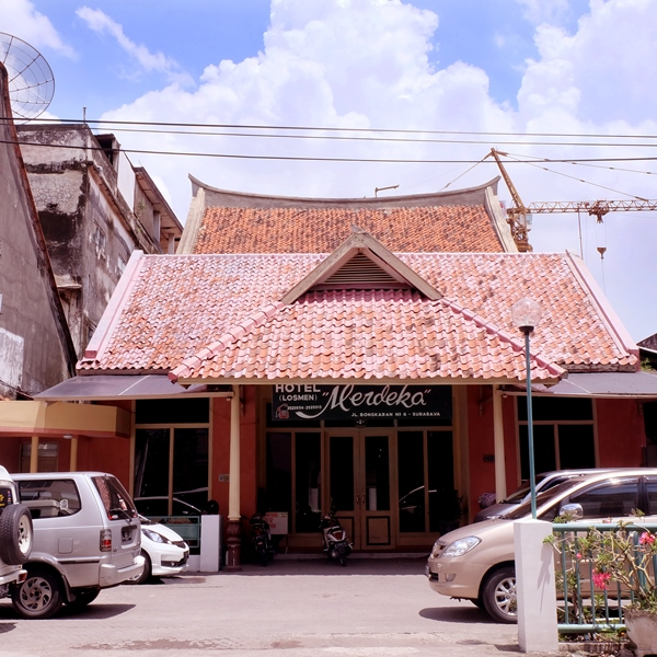 Hotel Merdeka. Foto: Edbert William
