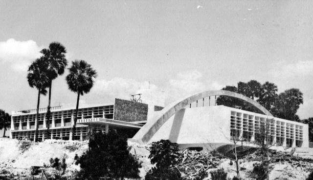 Gedung PPS Semen Gresik (1965)