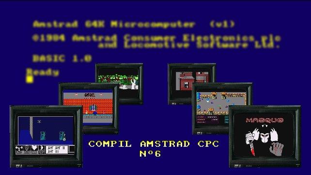 Compil_Amstrad_CPC_N_6_YT