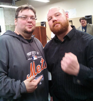 AYP Wresting Podcast: UPWA Owner Don Brower & Mark James of the Brutes