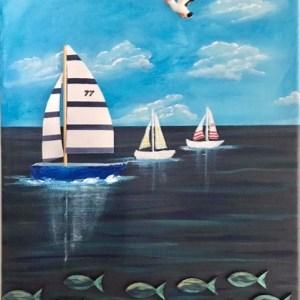 Ocean Life Wall Art