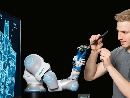 Festo presenta en Hispack sus novedades para la digitalización de los procesos productivos