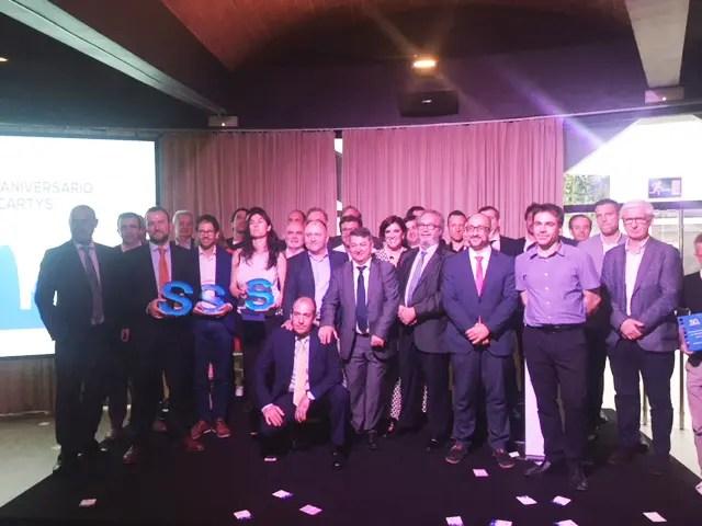 Secartys concede el Premio Empresa Exportadora a INFAIMON