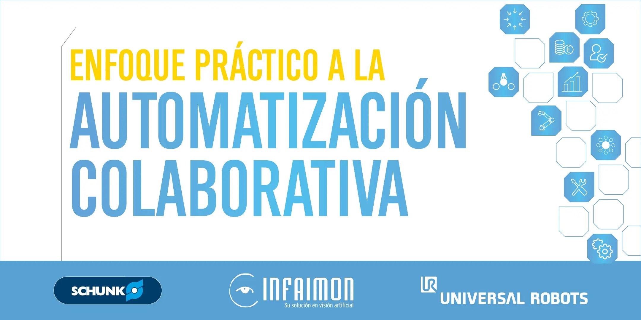 SCHUNK os invita a un Enfoque Práctico sobre la Automatización Colaborativa el 29 de Noviembre en Vigo