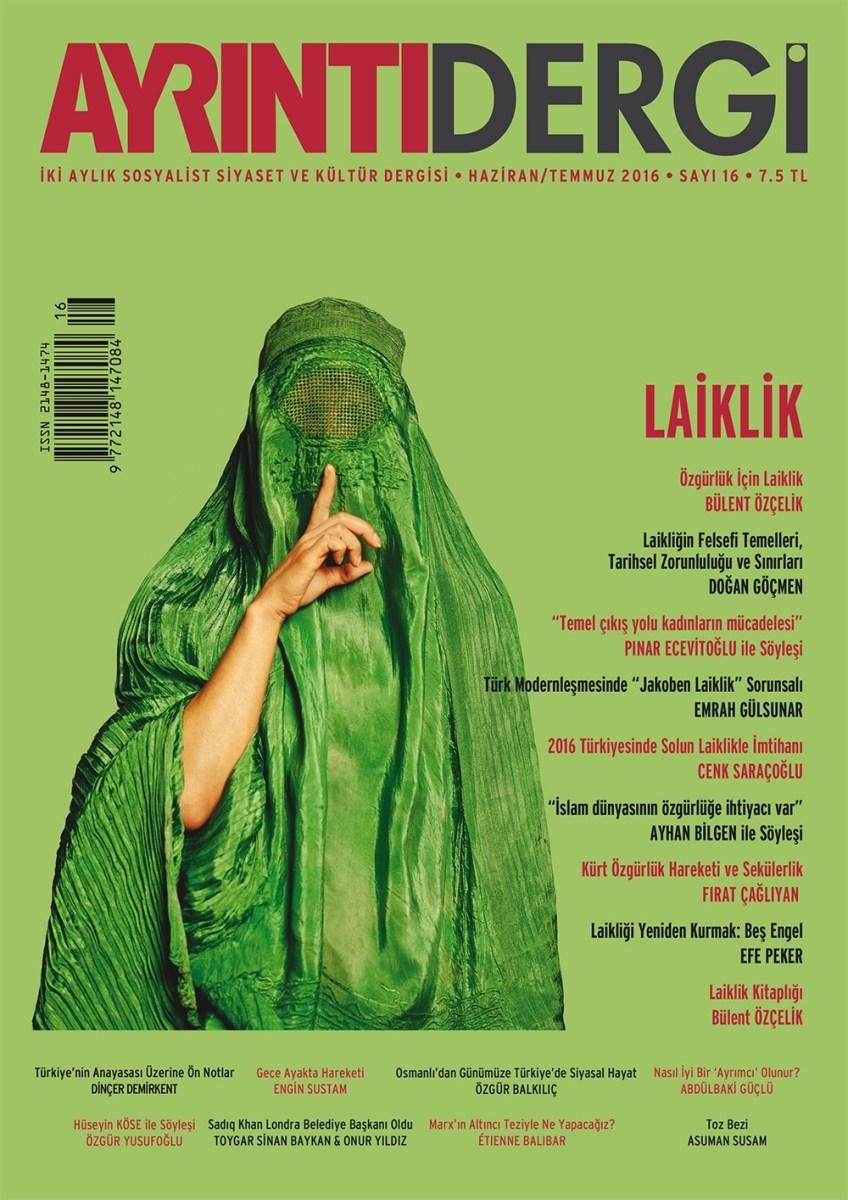 Sayı 16 (Haziran-Temmuz 2016)