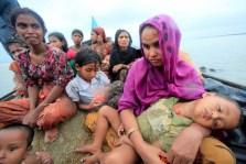burma arakan refuge myanmar bangladesh