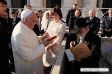 Adnan Oktar Papa Francis