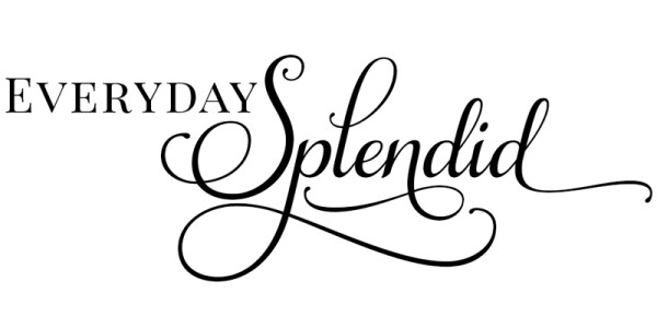 Everyday Splendid