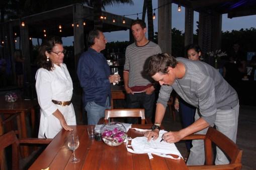 Taste Of Tennis Miami Presented By Citi At W South Beach