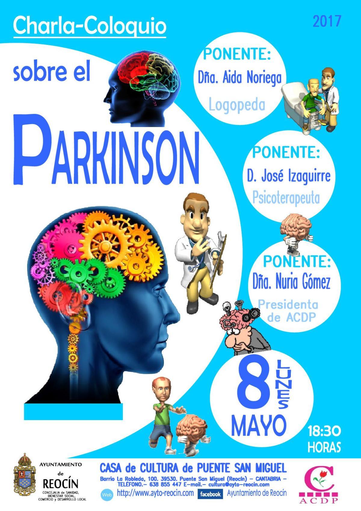 cartel charla parkinson