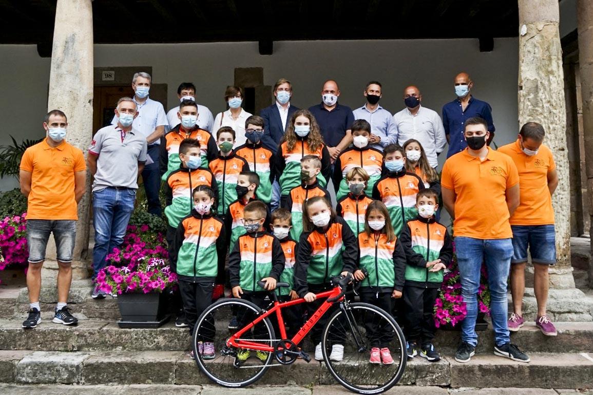 Presentacion Ciclismo