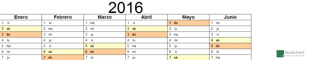 Calendario 2016 04